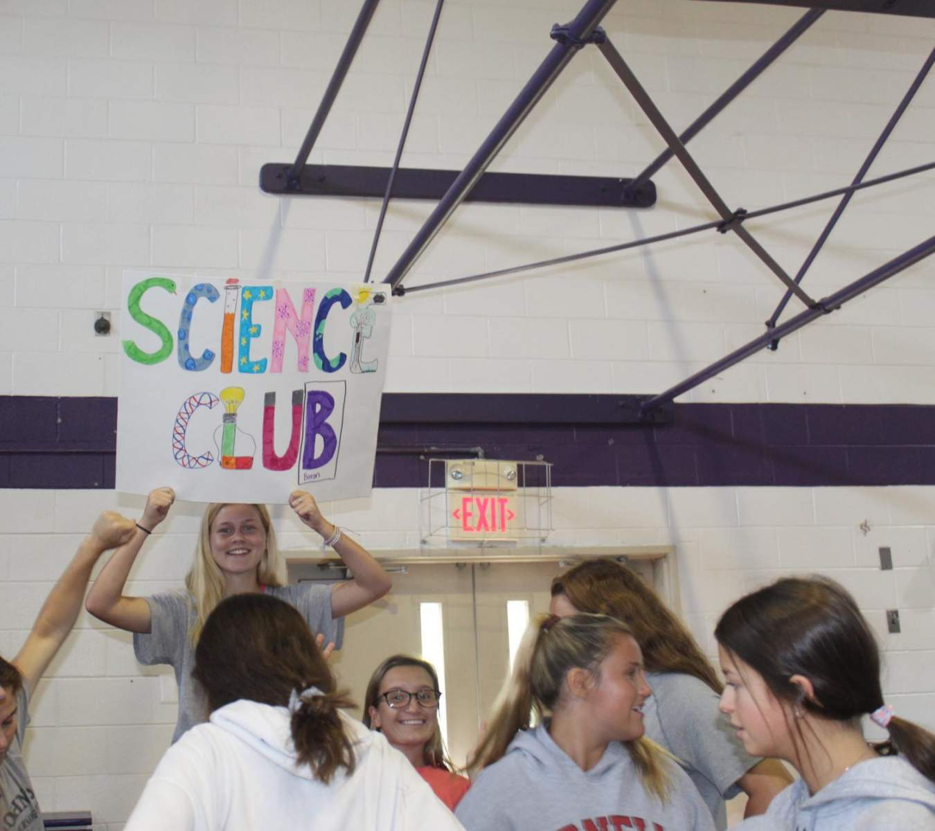 Enthusiasm for Science Club