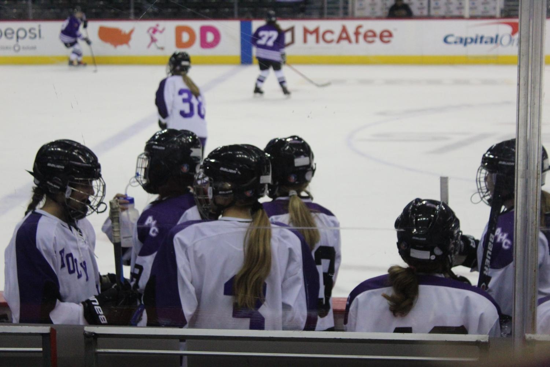 AHC ice hockey White Team