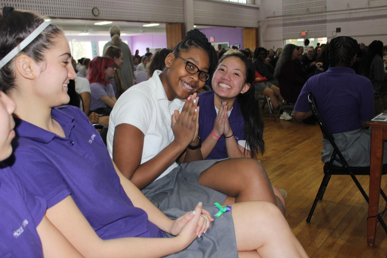 prayerful freshmen