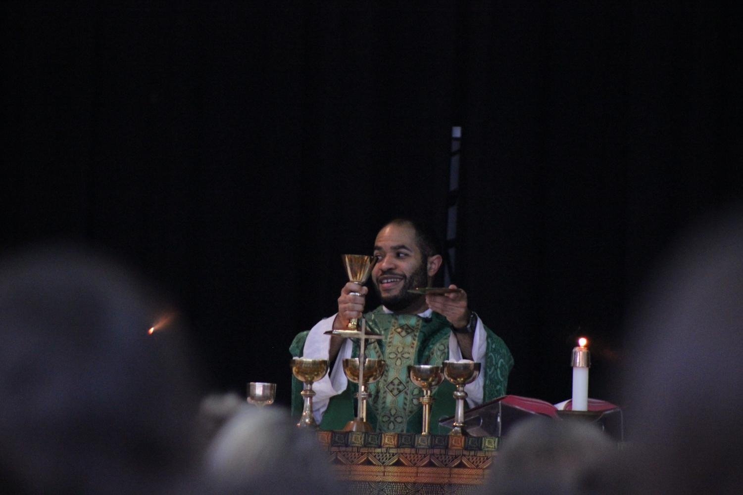 mass in honor of african american history month