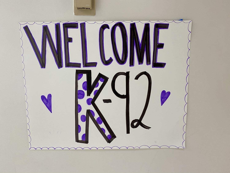 Welcome to Kairos-92 retreat
