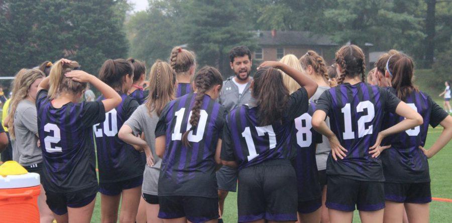 AHC Varsity Soccer Team