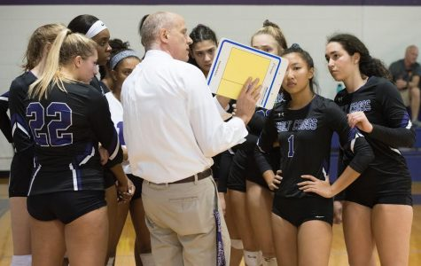 A Look into the Holy Cross Volleyball Program
