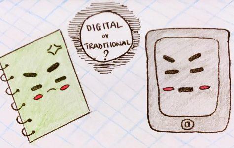 Digital or Traditional ?