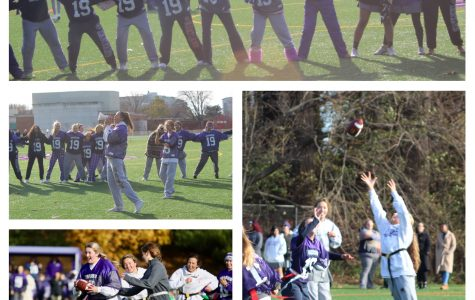 Powder Puff Game Comes to AHC With A Boom