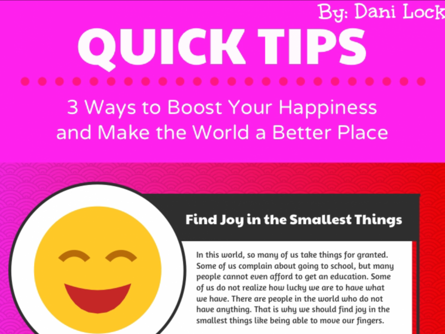 Boosting Happiness