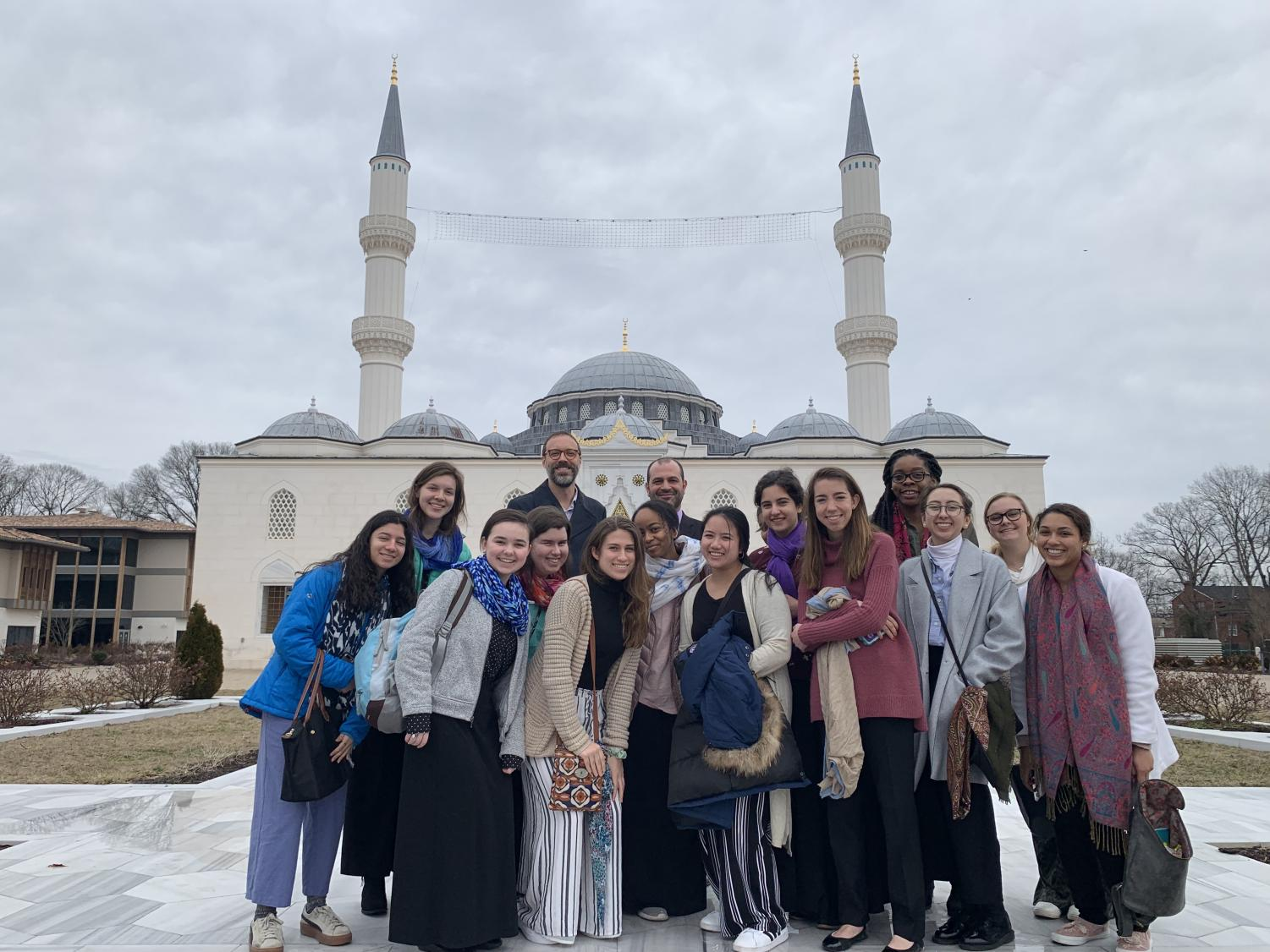 IB World Religions at the Diyanet Center of America