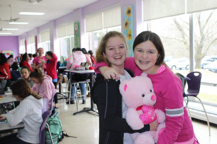 Left: Julianna Cantrell, Right: Charlotte Covell