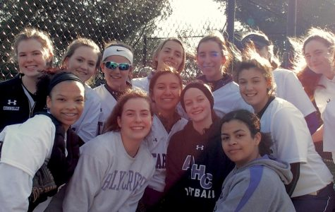 AHC Softball Season