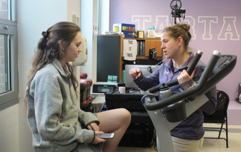 Keeping LOTAs Healthy: Athletic Training at Holy Cross