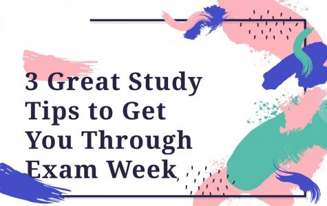 3 Great Study to Get You Through Exam Week
