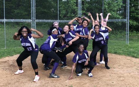 Spectacular JV Softball Season Comes To An End