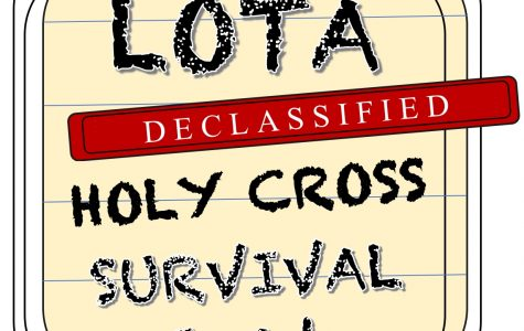 LOTA Declassified Holy Cross Survival Guide