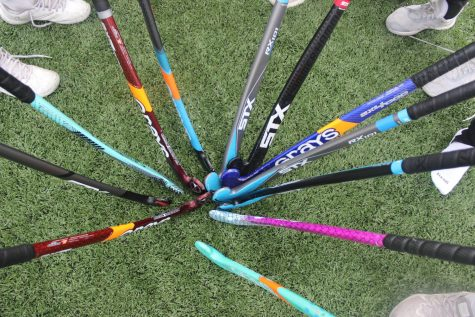 How LOTA Hockey Players Get Creative with Their Sticks