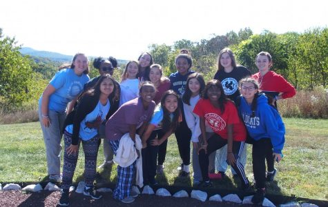 Prayer, Bonding, and More at the Junior Retreat