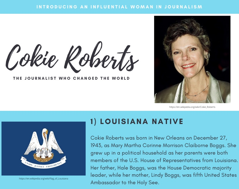 Cokie Roberts: An Influential Journalist