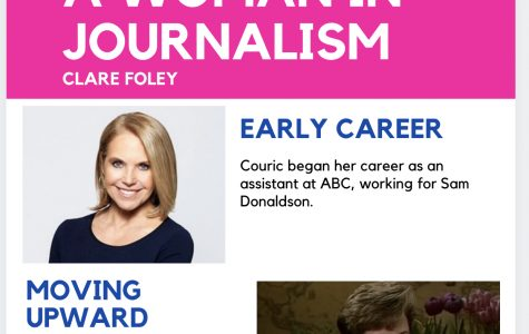 Katie Couric: a Woman in Journalism