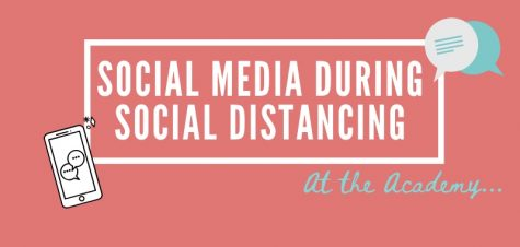 Social Media During Social Distancing