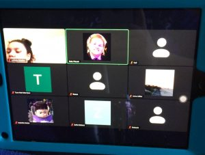 Goggl Meet grid